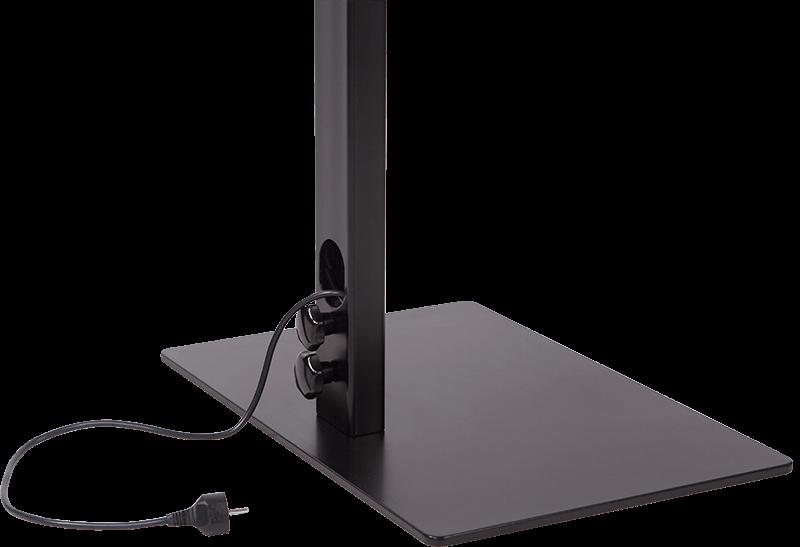functioneel minimalistisch tv standaard